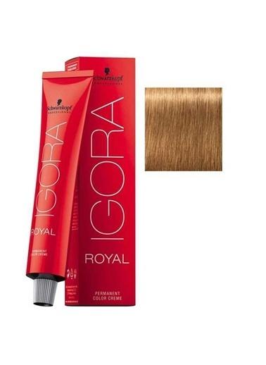 Schwarzkopf Igora Royal No:10-4 Ultra Blond Bej Saç Boyası Kahve
